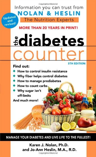 The Diabetes Counter, 5th Edition (Diabetes Counter)