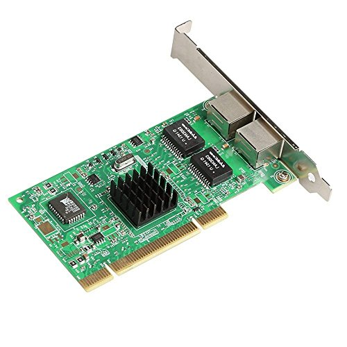 DIEWU Official for Intel Chipset 82546 Dual Port Gigabit 8492MT PCI Server Network Card 1000M RJ45 NIC Ethernet Desktop Adapter (Intel8492MT(82546) by DIEWU Official (Image #2)