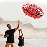 Rainbrace Flying Toys Drones for Kids Mini Drones Hand Operated Flying Ball Drone