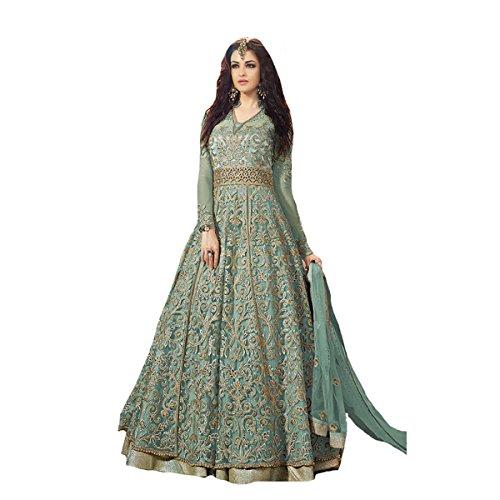 Wedding Wear Collection Bridal Anarkali Suit Ceremony Muslim Heavy By Ethnic Emporium Hit (4)