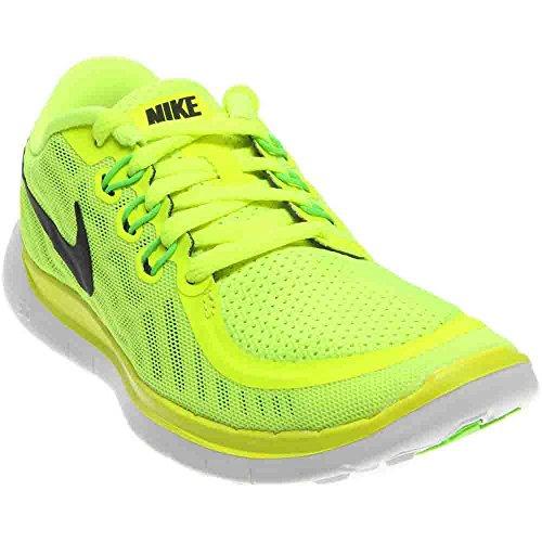 Kids 5 Free Black Unisex 0 Volt Nike Trainer qzIvww5