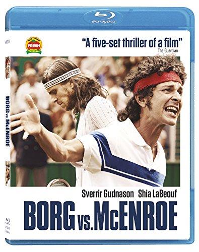 Borg vs. McEnroe - Blu Ray [Blu-ray]