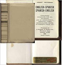 Midget english dictionary