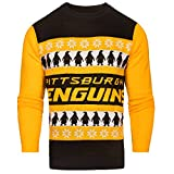 Forever Collectibles NHL Pittsburgh Penguins One Too Many Light Up Sweater, Medium
