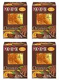 Brach's Candy Premium Milk Chocolate Orange Ball, 5.5 Ounces (Pack of 4)