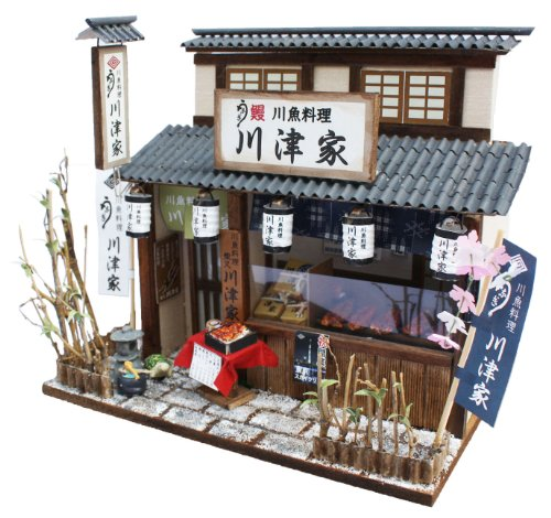 Eel shop 8833 well-established kit Shibamata of Billy handmade dollhouse kit Shibamata (japan import) by Billy 55