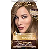L'Oréal Paris Superior Preference Fade-Defying + Shine Permanent Hair Color, UL61 Ultra Light Ash Brown, 1 kit Hair Dye