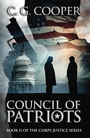book cover of Council of Patriots