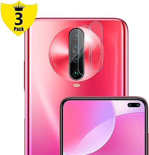 NUPO [3 Piezas Xiaomi Redmi K30 5G/K30/Xiaomi Mi 10T Cristal ...