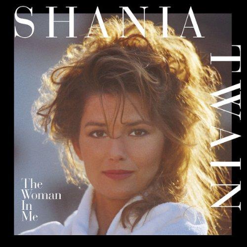 CD : Shania Twain - Woman in Me