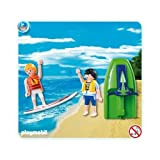 Playmobil 5925 Jet Skier & Surfer with Board