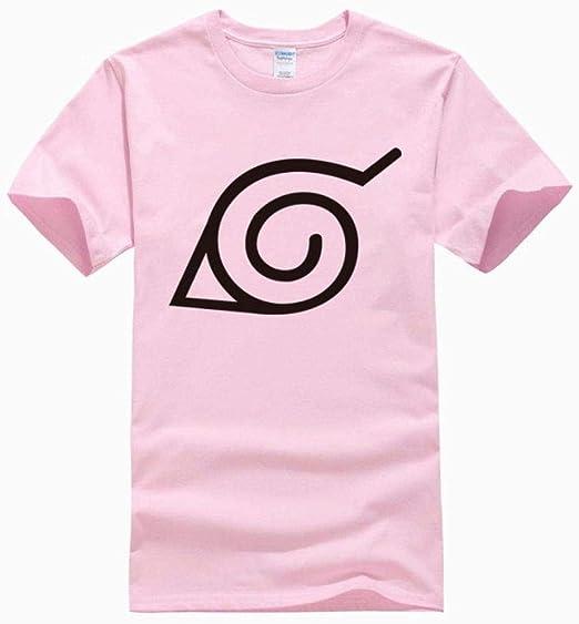 TWQOFV Camisetas Hombre Originales la Colmena Naruto ...