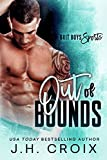 Out Of Bounds (Brit Boys Sports Romance Book 3)