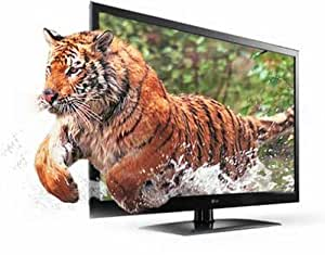 LG Infinia 55LW5600 55-Inch Cinema 3D 1080p 120 Hz LED-LCD HDTV with Smart TV and Four Pairs of 3D Glasses (2011 Model)