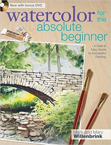 Watercolor for the Absolute Beginner (Art for the Absolute Beginner ...