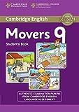 Cambridge young learners English. Student's book. Per la Scuola media. Con espansione online: Cambridge English Young Learners 9 Movers Student's Book