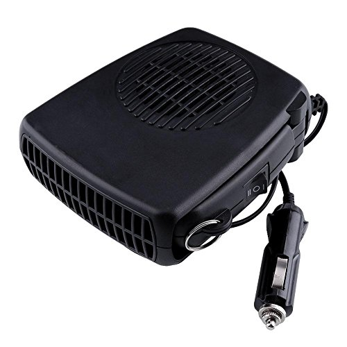 TOPmountain - 12V Car Heater Fan,Portable Winter Car Defroster with Two Working Mode,Low Consumption and Energy Saving by TOPmountain (Image #4)