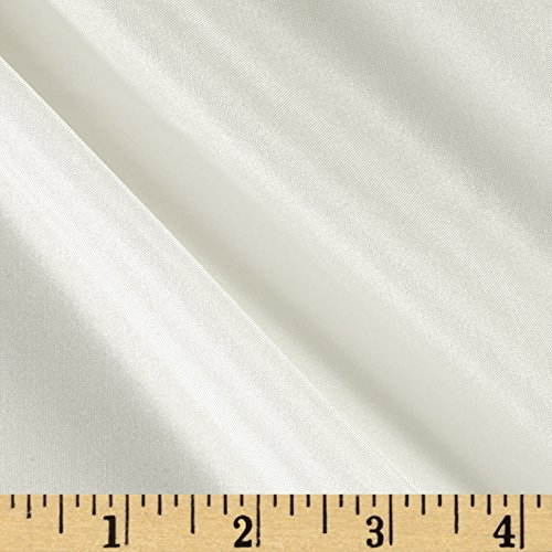 - Preview Textile Group 0448183 100% China Silk Lining Ivory Fabric by The Yard,