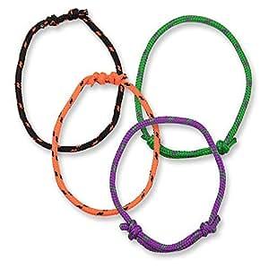 Halloween Friendship Rope Bracelets Pack of 144