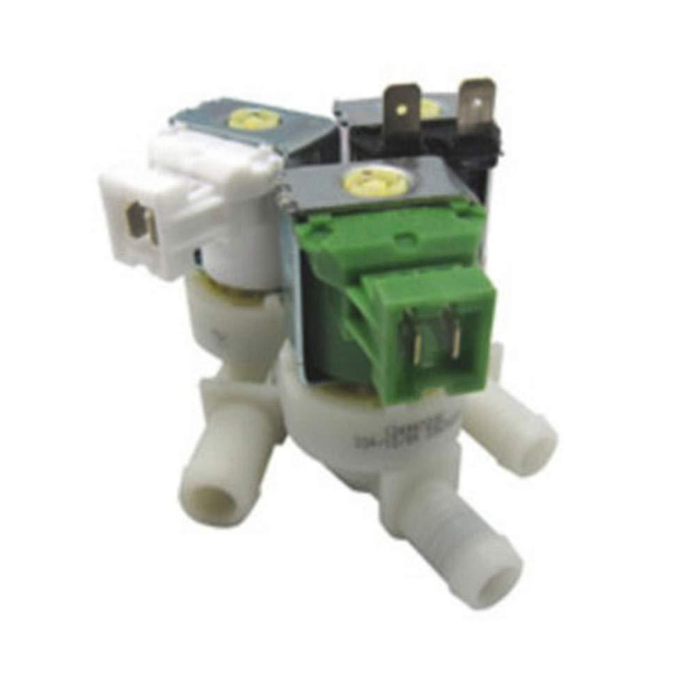 ELECTROVÁLVULA ZANUSSI para Lavadora 3 VÍAS. FER62ZN3006: Amazon ...