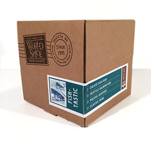 World Spice Merchants Gift Set - Fish-Tastic