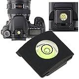 Copri Slitta Flash + Livella per Reflex Penta Nikon Canon Olympus Sony