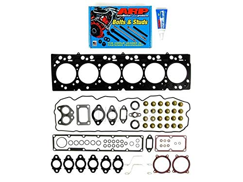Studs Cummins Head - Sinister Diesel Heads Up Kit w/ARP Heads for 6.7L Dodge Cummins
