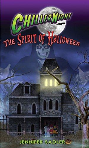 Chiller Night Halloween Jennifer Sadler ebook product image