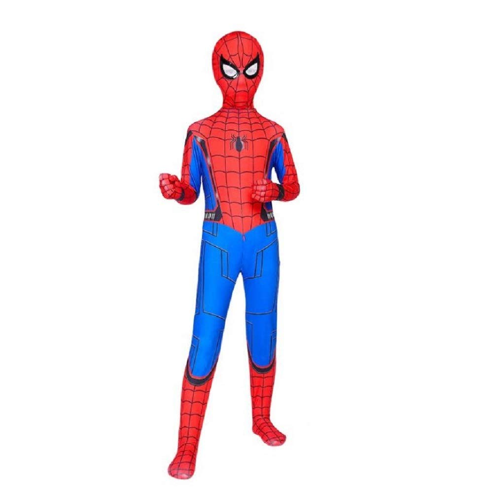 Diudiul Luxury Kids superhéroe Spiderman Trajes para niños Party ...