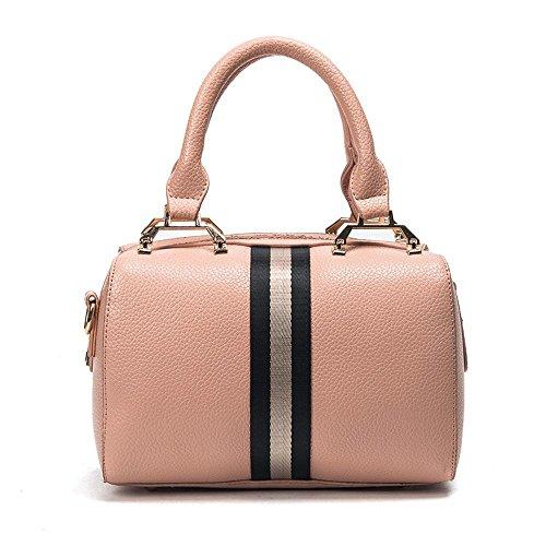 informal de bolsa Aoligei vuelta bolsa messenger bolso Simple centenares color mujeres hombro de Bolsa C solo q8qPf