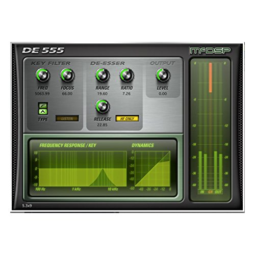 McDSP 6020 Ultimate EQ HD by McDSP