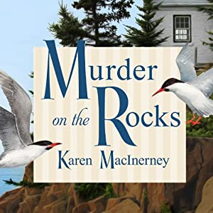 Murder on the Rocks Audiobook