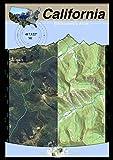 Search : 41°122° SE - Mount Shasta, California Backcountry Atlas (Topo/Aerial)