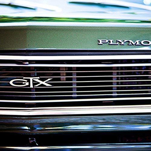 Plymouth Pictures Gtx (Classic Car American GTX Hot Rod Muscle Automobile Plymouth GTX Photo or Canvas)