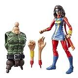"""Marvel 6"""" Legends Series Ms. Marvel Action Figure"""