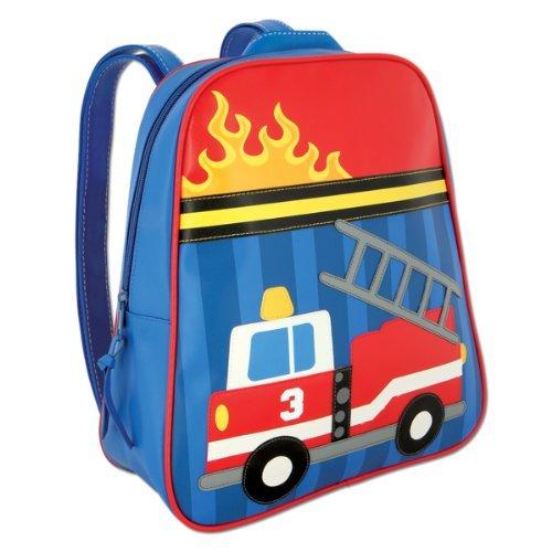 (Stephen Joseph Boys Firetruck Backpack)