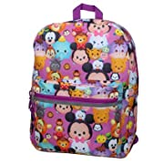 Disney Tsum Tsum16 inch Backpack - Stack on Stacks