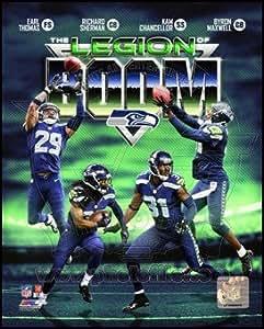 Amazon Com Seattle Seahawks The Legion Of Boom Composite