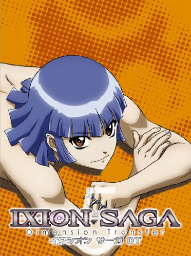 Ixion Saga - Dt Vol.5 [Japan LTD DVD] PCBG-52175