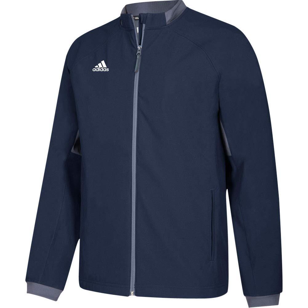 7de0cff004e2 Navy XS adidas Fielder's Choice Jacket Climawarm Mens nprpsk2765 ...