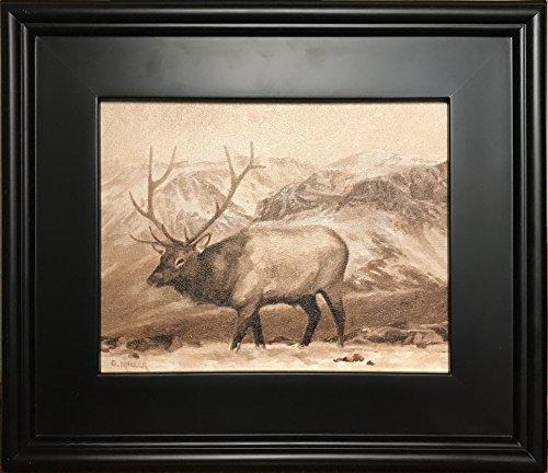 High Country Bull Elk (High Country Elk)
