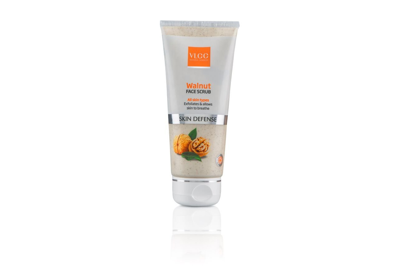VLCC Walnut Face Scrub, 80gm