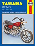 Yamaha 650 Twins Owners Workshop Manual (Haynes Owners Workshop Manual Series) (Haynes Repair Manuals)