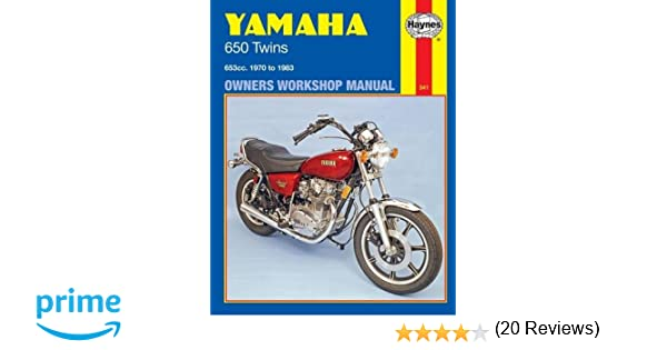Yamaha 650 twins owners workshop manual haynes owners workshop yamaha 650 twins owners workshop manual haynes owners workshop manual series haynes repair manuals haynes 9781850109211 amazon books fandeluxe Gallery
