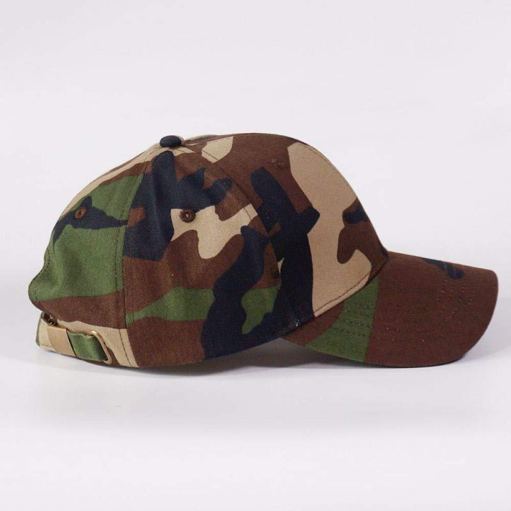 woyaochudan Sombrero de Camuflaje de fábrica Gorra de algodón de ...