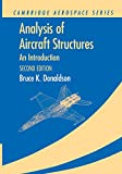 img - for Analysis of Aircraft Structures: An Introduction (Cambridge Aerospace Series) book / textbook / text book