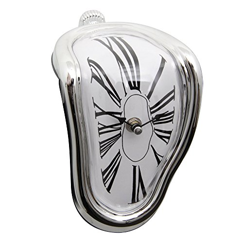 gogil Melting clock art wall clock by gogil
