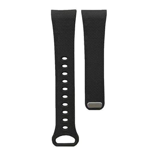 Correa de Reloj, Ecotrumpuk Reemplazo de correa de Silicona para Samsung Gear Fit 2 SM