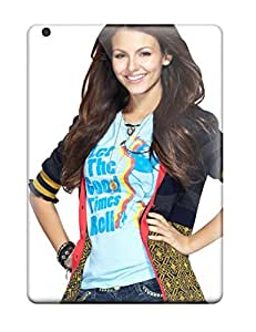 Sophie Dweck's Shop Best Durable Defender Case For Ipad Air Tpu Cover(victoria Justice) 8694121K56348374