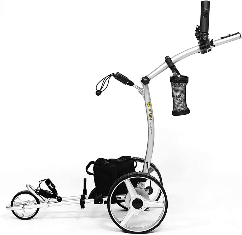6 Best Electric Golf Push Carts Short time Review 3